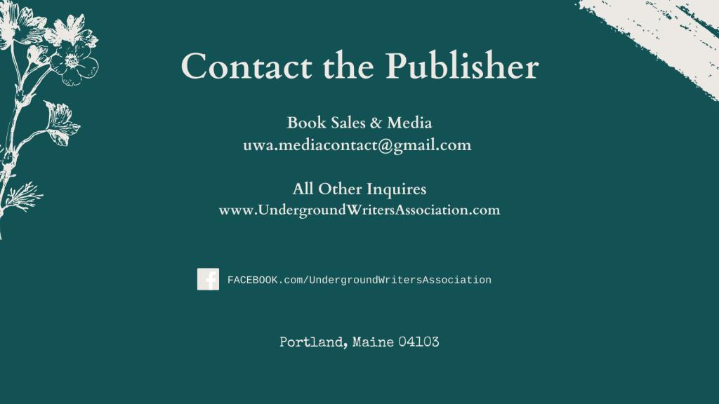 publisher contact page