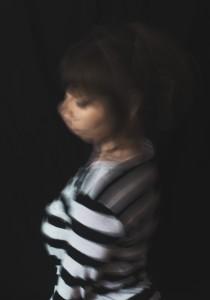 self portrait by artist, stir